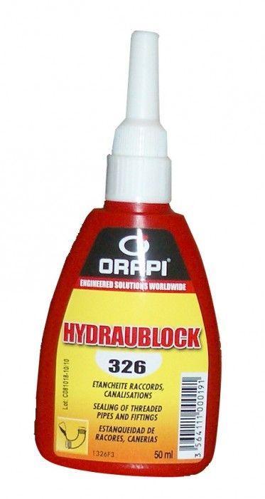 Raccords métalliques hydraublock - 326