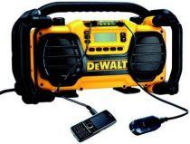 Radio chargeur Dewalt DC013