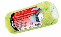 Rouleau polyamide tissé poils longs anti-goutte méché - Polyroc