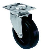 Roulette de manutention roue Résilex® vert - Fortainer