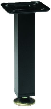 Section 25 x 25 mm - avec vérin et embase fixe