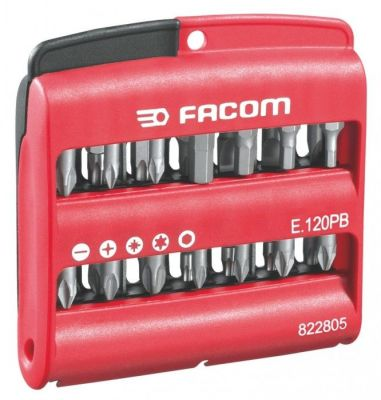 Sélecteur d embouts Facom coffret E.120