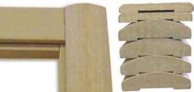 Porte galandage scrigno s rie gold base for Porte scorrevoli doortech