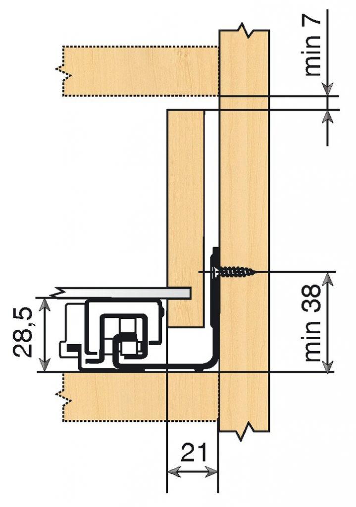 sortie totale movento 760 h blumotion int gr. Black Bedroom Furniture Sets. Home Design Ideas
