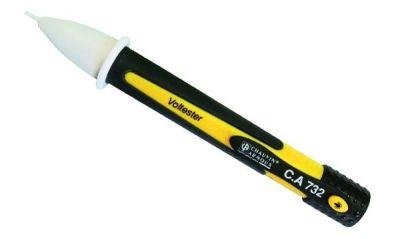 Stylo/lampe testeur de tension