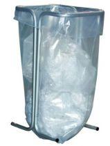 Support fixe pour sac poubelle