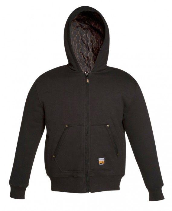 Sweat-shirt à capuche Pro 316 - noir