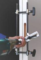 Système pour mortaises chariot de guidage pour dispositif à percer et mortaiser DPM 100/50