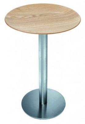 Good Table Mange Debout Mm Hauteur Mm With Hauteur Table Mange Debout