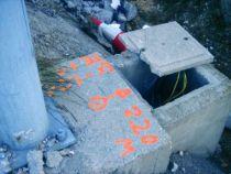 Traceur de chantier provisoire kF - aérosol peinture de marquage 650 ml brut/500 ml net