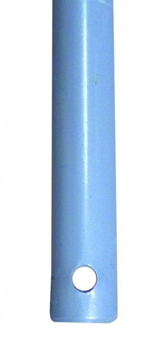 Tringle fer 1/2 rond - 18 x 7 mm