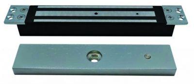 Ventouse électro magnétique force 300 kg a encastrer - 3 types de montage