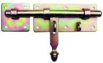 Verrou de box renforcé porte - cadenas - type écurie