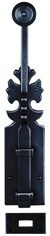 Verrou platine 175 x 50 mm