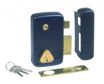 Verticale à fouillot Cisa 502110 - Carré de 7 mm