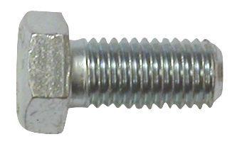 Vis acier zingué - ISO 4017 - classe de résistance 8-8