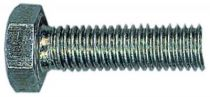Vis acier zingué - ISO 4017