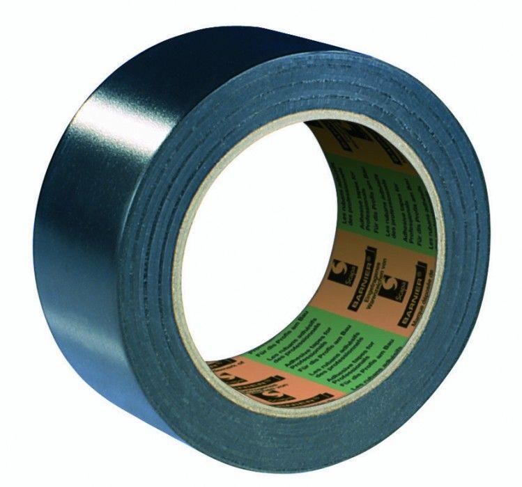 Vynile plastifié 15/100 mm - noir - 6094 - rouleau 33 m